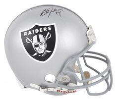 Oakland Raiders Bo Jackson Signed Helmet