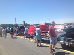 More than 70 cars in Lewes!
