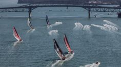 The New Zealand Herald In-Port Race Auckland highlights | Volvo Ocean Ra...