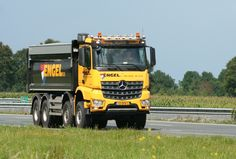 Mercedes Benz Trucks, Mercedez Benz, Dump Trucks, Engineering, Vehicles, King, Autos, Angel, Dump Trailers