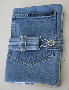Denim and Roses - Kindle 2 Cover. $28.50, via Etsy.