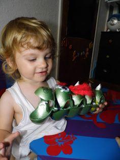 Nie taki straszny smok jak go... malują... - KREATYWNIE - KREATYWNIK - o kreatywnych sposobach na dziecko oraz o wszystkim co z dzieckiem związane - bloog.pl