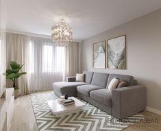 Loft Classy Living Room, Beige Living Rooms, Living Room Colors, Home Living Room, Living Room Decor, Small Living Room Design, Living Room Designs, Apartment Interior, Apartment Design
