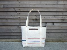recycled antique linen tote bagshoulderbag by treesizeverse, $98.00