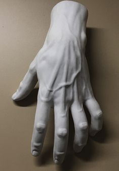 Man hand sculpture by Alexey Kukhtin - Ceramic Art, Ceramic Pottery Hand Reference, Anatomy Reference, Pose Reference, Drawing Reference, Anatomy Sculpture, Hand Anatomy, Hand Sculpture, Clay Sculptures, Male Hands