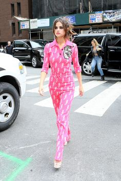 Selena Gomez News — June 5: Selena seen out and about in New York, NY...