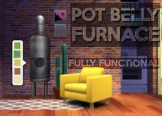 Sims 4 CC's - The Best: Stove by Gohliad