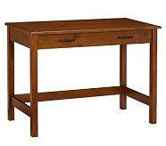 Kendall Writing Desk, Rustic Chestnut