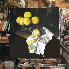 Lemons and Linen  Oi