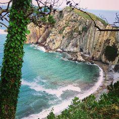 #Playa de El Silencio #Cudillero #Asturias