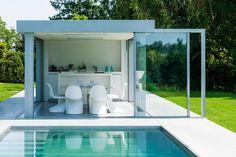 poolhouses aluminium - Google zoeken