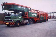 Heavy Duty Trucks, Heavy Truck, Tow Truck, Big Trucks, Classic Trucks, Classic Cars, Engin, Mode Of Transport, Heavy Equipment