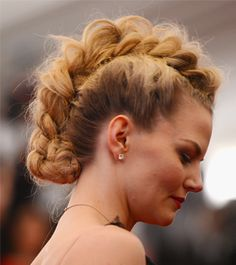 Braids Can Be Badass: How to Get the Mohawk Braid | Dailymakeover