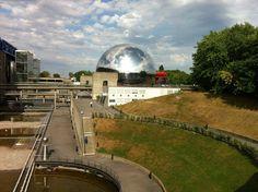 Cité des sciences et de l'industrie #Parigi #Paris - Alessandra Latinaa