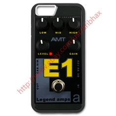 """Guitar Pedal Distortion Amplifier E1 Design Case for Iphone 6 4.7""""  #UnbrandedGeneric #iphonecase #iphonecases #phonecase #phonecases #iphone6 #artwork #guitar #pedals #distortion #overdrive #music #instruments #bypass #tune"""