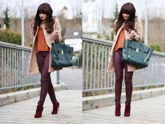 Look: autumn colours - fashionhippieloves - Trendtation