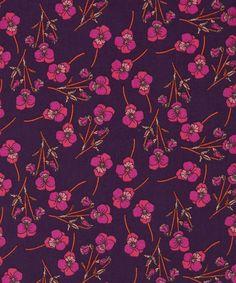 Liberty Art Fabrics Ros N Tana Lawn Cotton | Fabric | Liberty.co.uk