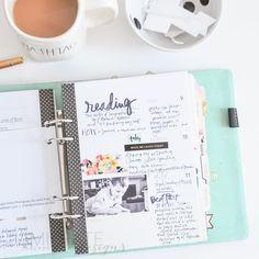 Heidi Swapp Memory Planner ~ December Update by Jamie Pate     @jamiepate for @heidiswapp