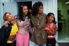 Whitney Houston, (recognized as the most awarded woman in history) T-Boz and Chili of TLC and Brandy. R.I.P. Nippy.