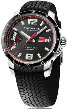 Chopard Mille Miglia Automatic Mens Watch 168566-3001