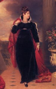 Princess Charlotte of Wales (1796-1817). As the only child of George, Prince of Wales (late King George IV), Charlotte was heir to the British throne. She married Prince Leopold of Saxe-Coburg-Saalfeld (later King Leopold I of Belgium), but died aged 21 after giving birth to a stillborn son.