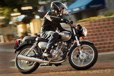 Cycle World - 2011 Suzuki TU250X - Riding Impression