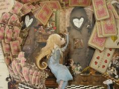 irishsweetheart:Alice's Adventures In Wonderland by Zdenko Basic