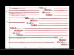 Penderecki - Threnody (Animated Score)