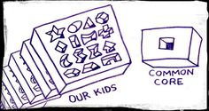 One Size Does Not Fit All: Fighting the Common Core Curriculum