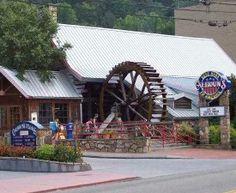 Gatlinburg Grist Mill