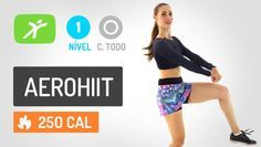 Emagrecendo em Casa: Aerohiit para Iniciantes Zumba, Academia Online, Flat Belly, Workout Videos, At Home Workouts, Youtube, Gym Shorts Womens, Health Fitness, Exercise
