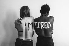 "The ""I'm Tired"" Project, run by 21-year-old Nottingham graduates Paula Akpan and…"