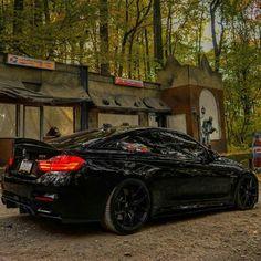 BMW F82 M4 black www.asautoparts.com