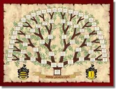 nice tree for quilt chart