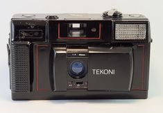 As Minhas Câmaras: Tekoni 500F