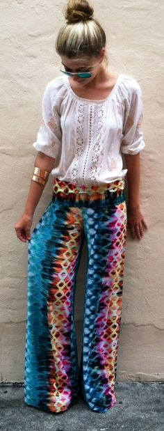 Candy Pop Exuma Pants