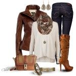 Winter Outfit Ideas | Burned
