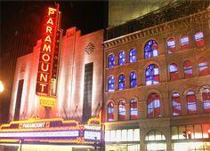 Boston landmark, The Paramount