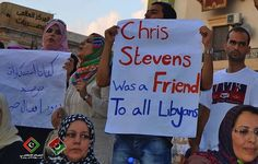 15 Photos Of Libyans Apologizing To Americans--While our President and Hilary Clinton stay quiet.