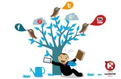 Mας ακολουθούν! ....Εσείς ? ヽ(•‿•)ノ   Εκδόσεις Καλέντη _____ #Social_media  http://www.kalendis.gr/