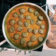 Tonight for dinner - finally - the most wonderful lentil koftas as from @taraobrady 's amazing book. I hope to share the recipe tomorrow on the blog - but these are going to be made over and over!