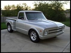 1968 Chevrolet C10 Pickup Multiple Award Winner presented as lot F168 at Kansas City, MO 2013 - image1