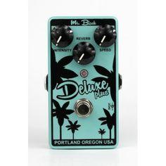 MR . BLACK Deluxe Plus - £149 at GuitarBox