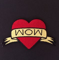 Image of WOW Heart patch
