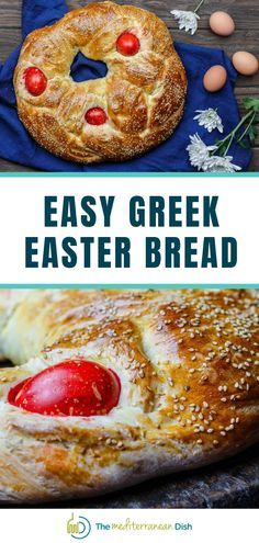 This Easter bread is a fun and adorable addititon to your Easter table this year! Easy to make and all your family and friends will love this. #easterbread #easter #easterdinner Greek Easter Bread, Easter Bread Recipe, Easy Easter Recipes, Bread Recipe Video, Easy Holiday Recipes, Easy Recipes, Easter Dinner, Easter Table, Foods To Balance Hormones