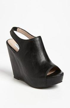 great wedge slingbacks (and on sale!!)
