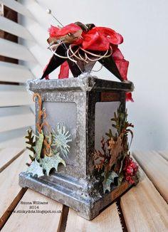 That's Life: Christmas Ornament ~ Simon Says Stamp Monday Challenge