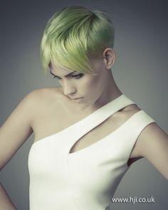 Nathan Jasztal 2012 Eastern Hairdresser of the Year