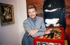 Bye till tomorrow... Sweet Bowie family and friends! Hope you have a beautiful…