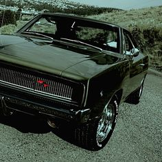 1968 Dodge Charger R/T Avatar - Dreaming In Green